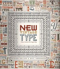 New vintage type: classic fonts for t