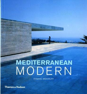bokomslag Mediterranean Modern