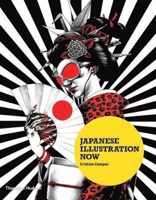 bokomslag Japanese Illustration Now