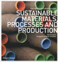 bokomslag Sustainable Materials, Processes and Production