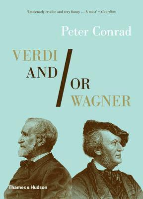 bokomslag Verdi and/or Wagner: Two Men, Two Worlds, Two Centuries