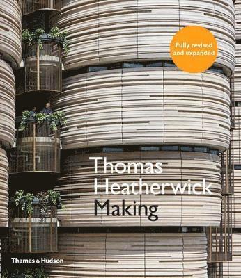 bokomslag Thomas Heatherwick: Making