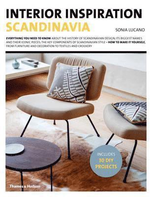 bokomslag Interior Inspiration: Scandinavia