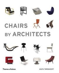 bokomslag Chairs by Architects
