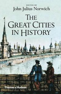 bokomslag The Great Cities in History