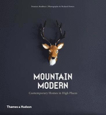 bokomslag Mountain Modern: Contemporary Homes in High Places