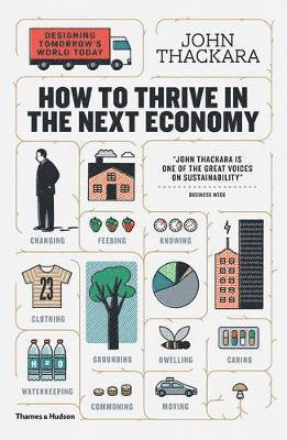 bokomslag How to thrive in the next economy