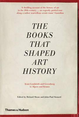 bokomslag The Books that Shaped Art History