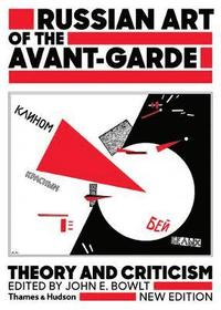 bokomslag Russian Art of the Avant-Garde: Theory and Criticism