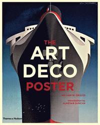 bokomslag The Art Deco Poster