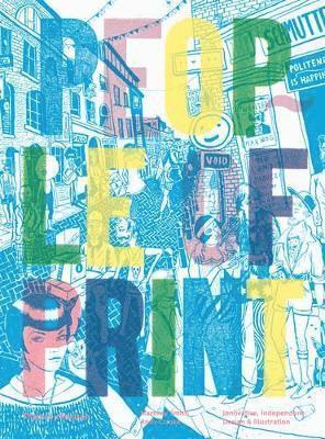bokomslag People of Print