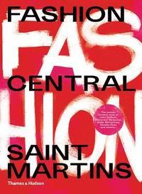 bokomslag Fashion Central Saint Martins
