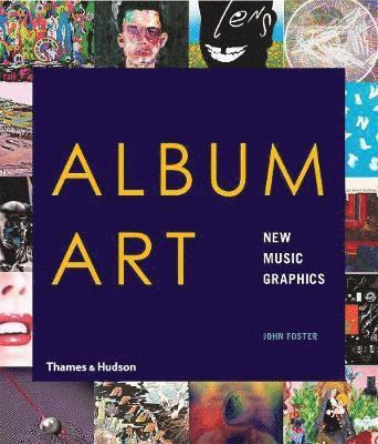bokomslag Album Art: New Music Graphics