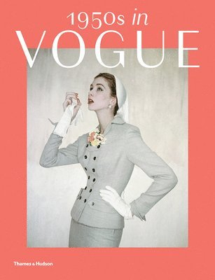 bokomslag 1950s in Vogue: The Jessica Daves Years 1952-1962