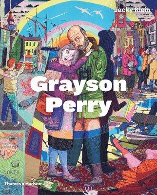 bokomslag Grayson Perry