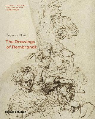 bokomslag The Drawings of Rembrandt