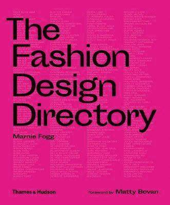 bokomslag The Fashion Design Directory