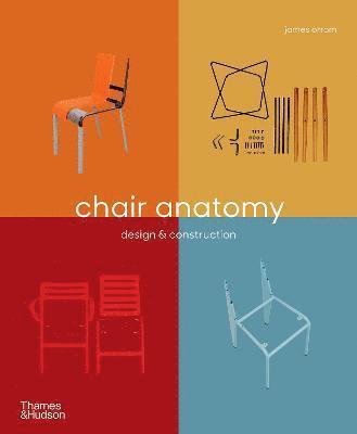 bokomslag Chair Anatomy: Design and Construction