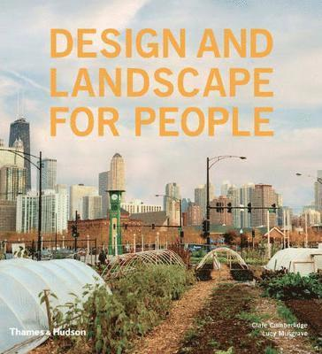 bokomslag Design and Landscape for People