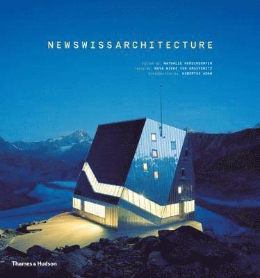 bokomslag New swiss architecture