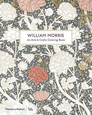 bokomslag William Morris: An Arts & Crafts Colouring Book