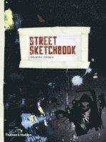 bokomslag Street sketchbook