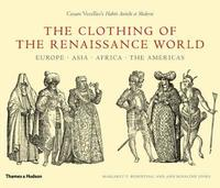 bokomslag The Clothing of the Renaissance World