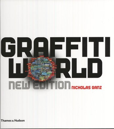 bokomslag Graffiti world (new edition)