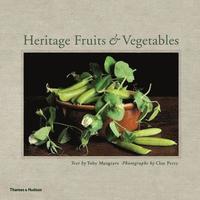 bokomslag Heritage Fruits &; Vegetables
