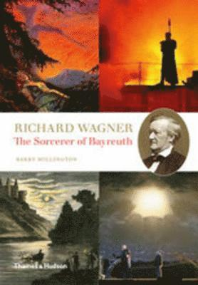 bokomslag Richard wagner - the sorcerer of bayreuth