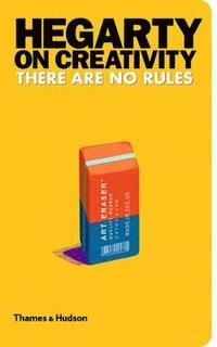 bokomslag Hegarty on Creativity: There are No Rules