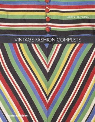 bokomslag Vintage Fashion Complete