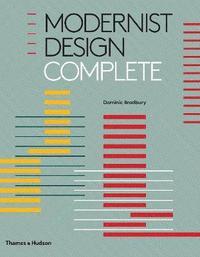 bokomslag Modernist Design Complete
