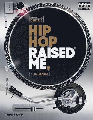 bokomslag Hip Hop Raised Me