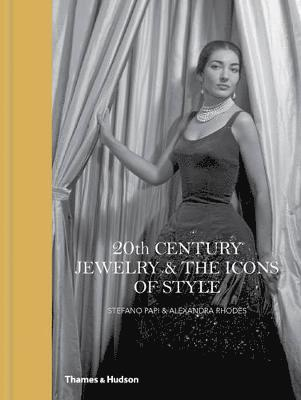 bokomslag 20th Century Jewelry & the Icons of Style