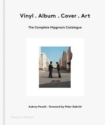 bokomslag Vinyl . Album . Cover . Art: The Complete Hipgnosis Catalogue