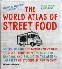 bokomslag The World Atlas of Street Food