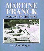 bokomslag Martine Franck
