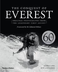 bokomslag Conquest of everest
