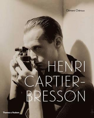 bokomslag Henri Cartier-Bresson