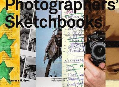 bokomslag Photographers' Sketchbooks