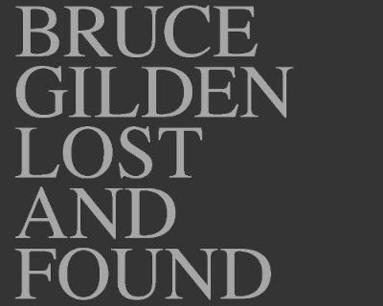 bokomslag Bruce Gilden: Lost & Found