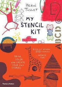 bokomslag My Stencil Kit