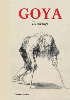 bokomslag Drawings by Francisco de Goya
