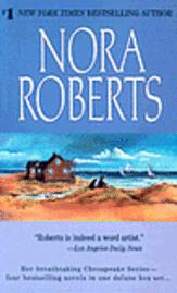 bokomslag Nora Roberts Chesapeake Quartet Box Set