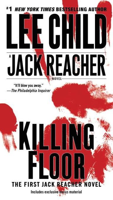 bokomslag Killing Floor