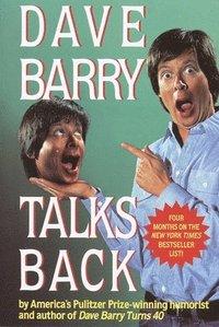 bokomslag Dave Barry Talks Back