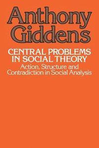 bokomslag Central Problems in Social Theory
