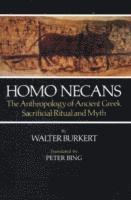 bokomslag Homo Necans