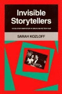bokomslag Invisible Storytellers